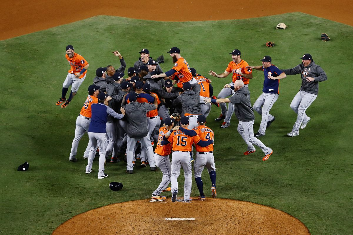 A Historic Win for the Houston Astros